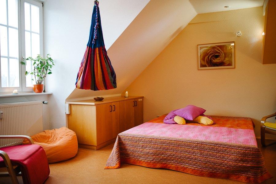 Zimmer Geburtshaus Marburg