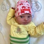 Baby Pauline