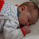Baby Mara geboren im Geburtshaus Marburg