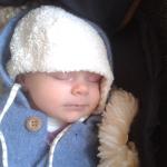 Baby Rosalie geboren im Geburtshaus Marburg