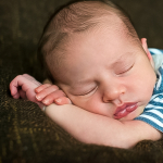 Baby Jonte geboren im Geburtshaus Marburg