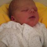 Baby Ben geboren im Geburtshaus Marburg