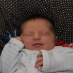 Baby Marie geboren im Geburtshaus Marburg