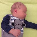Theo geboren im Geburtshaus Marburg