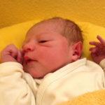 Baby Simeon