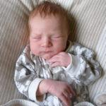 Baby Anton geboren im Geburtshaus Marburg