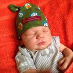 Baby Fan geboren im Geburtshaus Marburg