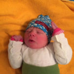 Baby Eddie geboren im Geburtshaus Marburg