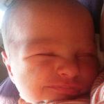 Baby ita geboren im Geburtshaus Marburg