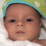 Baby Mats geboren im Geburtshaus Marburg