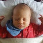Baby Noa geboren im Geburtshaus Marburg