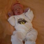 Baby Ronja geboren im Geburtshaus Marburg