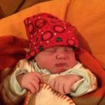 Baby Merle geboren im Geburtshaus Marburg