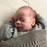 Baby Milan geboren im Geburtshaus Marburg