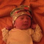 Baby Leonard geboren im Geburtshaus marburg