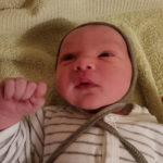 Baby geboren im Geburthaus Marburg