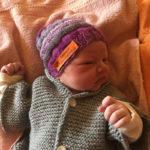 Baby geboren im Geburtshhaus Marburg